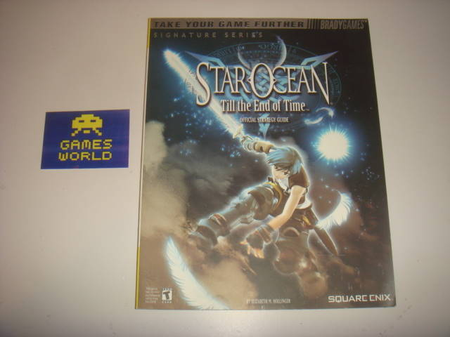 Star Ocean Till The End of Time Guide