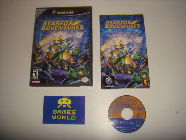 Starfox Adventures (USA Import)