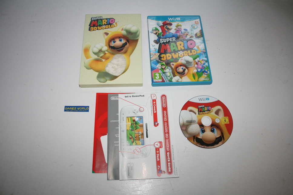 Super Mario 3D World With fluffy Sleeve