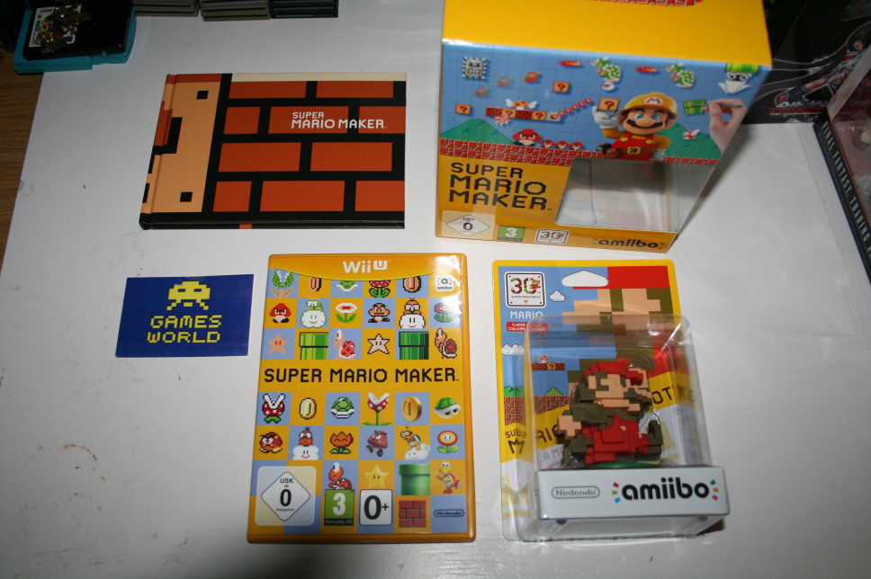 Super Mario Maker Limited Edition