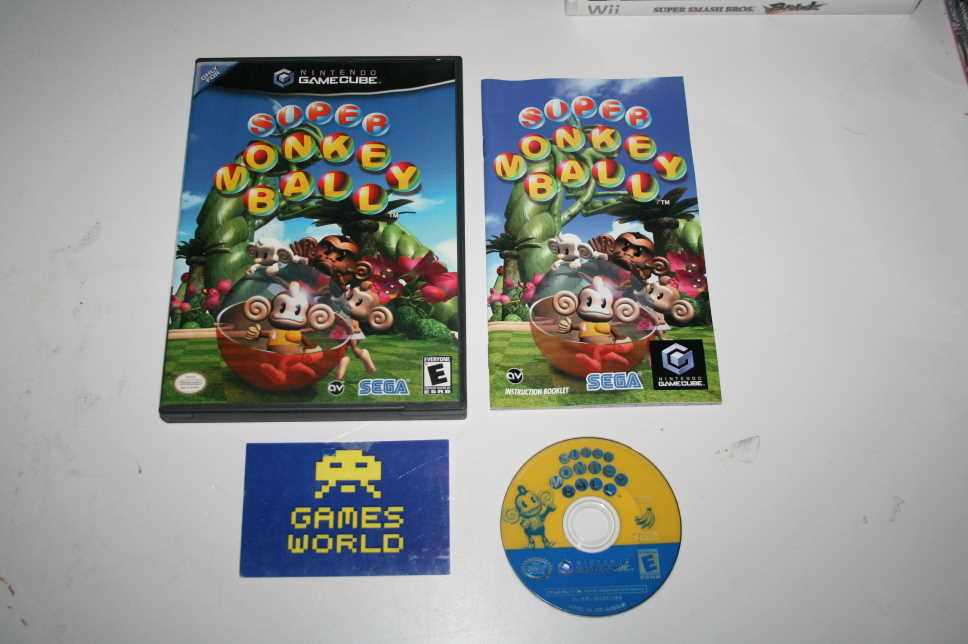 Super Monkey Ball (USA Import)