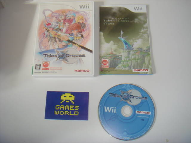Tales of Graces (Japanese Import)