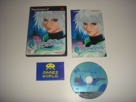 Tales of Rebirth (Japanese Import)