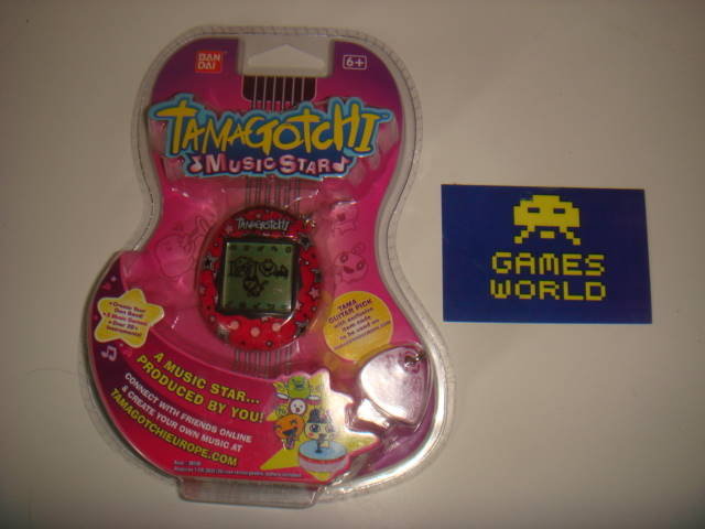 Tamagotchi Music Star: Rising Star