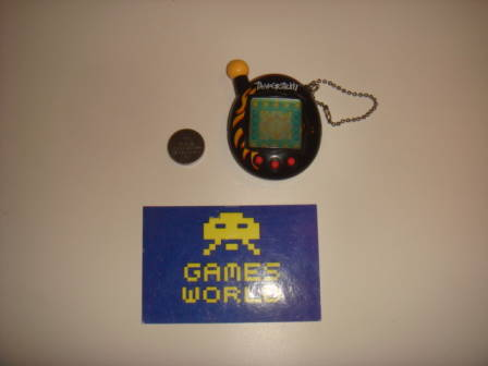 Tamagotchi V4: Black with Fire