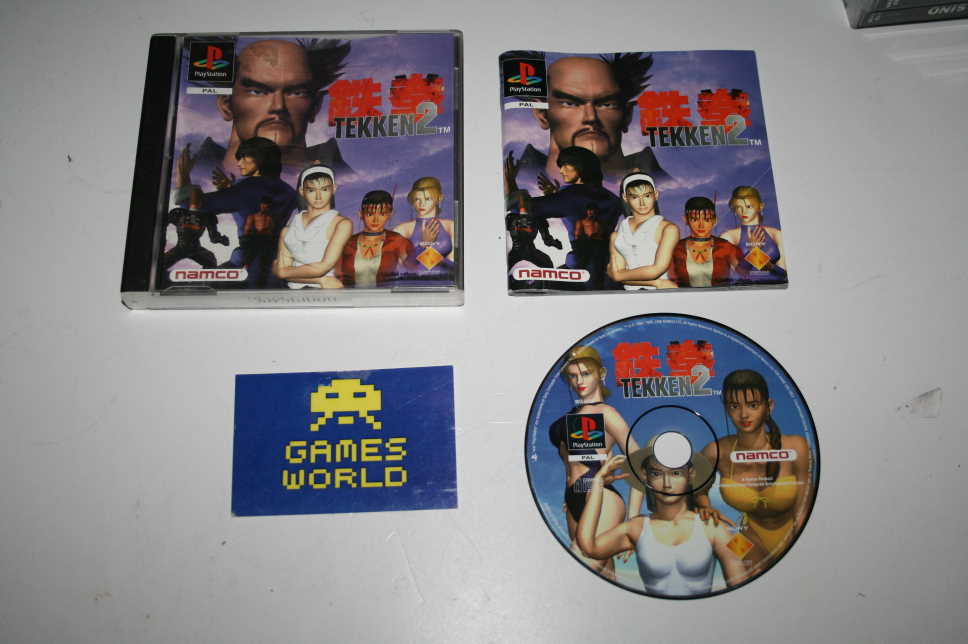 Tekken 2 (Single Case)