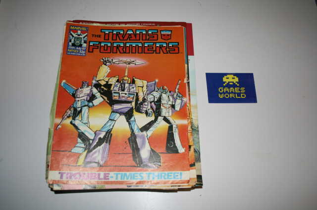 Transformers #123