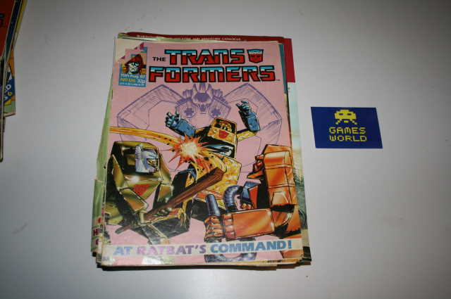Transformers #126