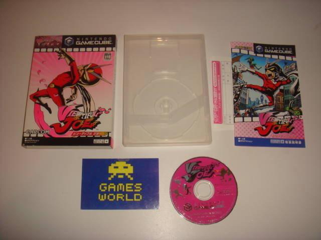 Viewtiful Joe (Japanese Import)