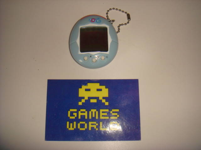 Virtual Pet: Light Blue
