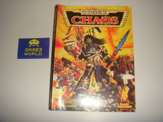 Warhammer 40000: Codex Chaos