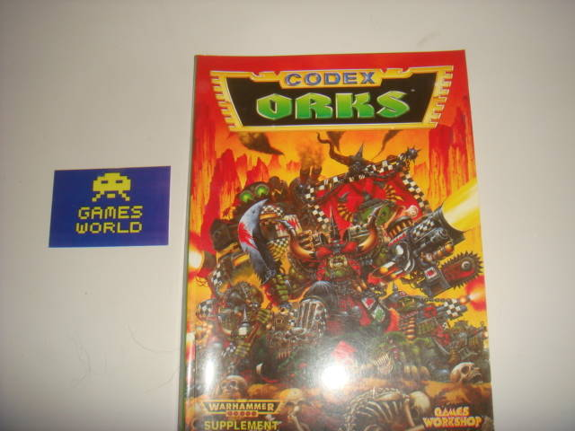 Warhammer 40000: Codex Orks