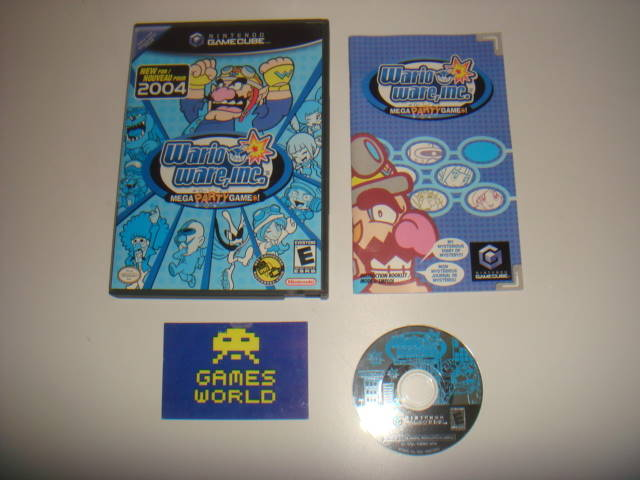 Wario Ware Inc (USA Import)
