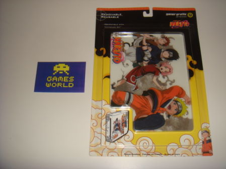 Nintendo Wii: Naruto Sticker Kit