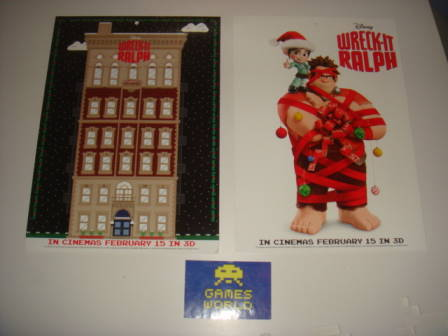 Wreck it Ralph: Advent Calender