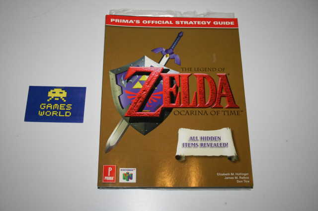Zelda Ocarina of Time Guide (N64)
