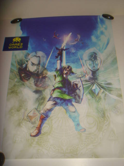 Zelda Skyward Sword Banner