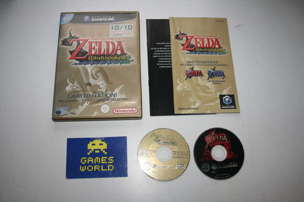 Zelda Wind Waker Limited Edition