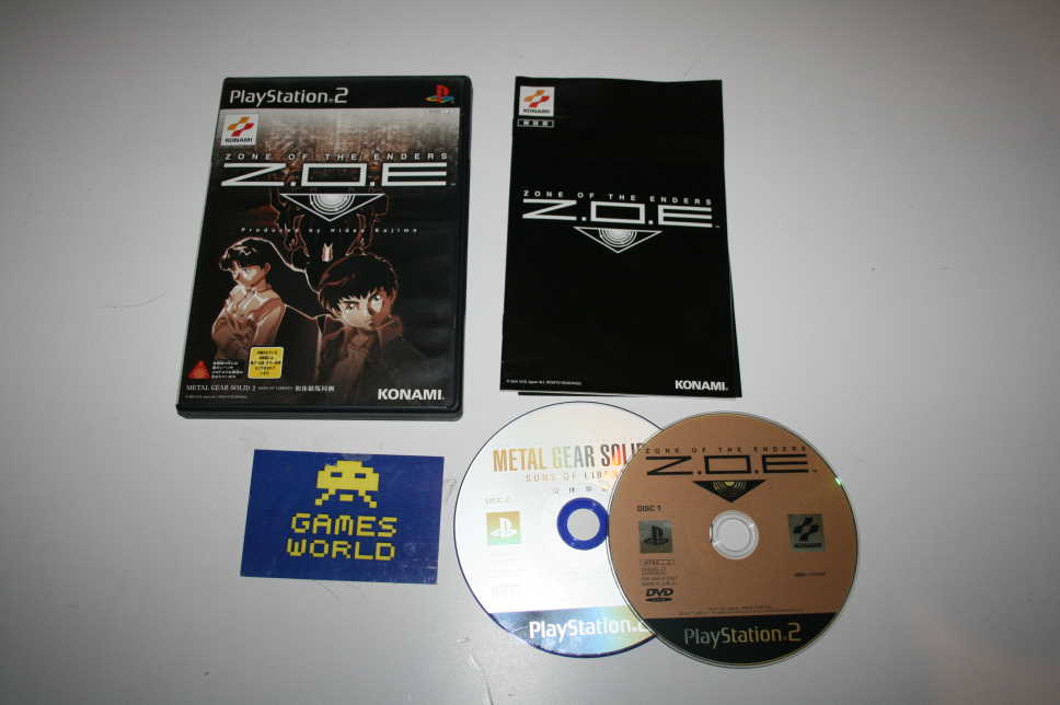 Zone of the Enders (Japanese Import)